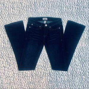 Mudd Dark Blue Jeans Size 0